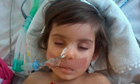 Swine flu victim Lana Ameen