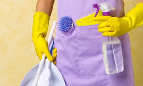 Do you clean for your cleaner?
