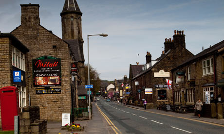 Uppermill, Saddleworth