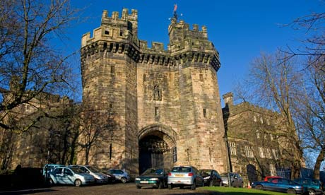 Lancaster Castle Prison. Lancaster Castle prison is one