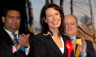 Oldham byelection result: Debbie Abrahams