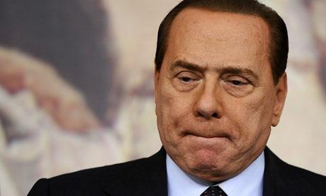 silvio berlusconi wife. Silvio Berlusconi claimed he