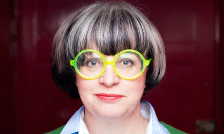Philippa Perry health happy