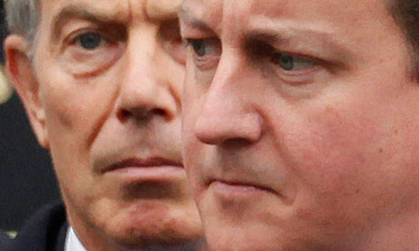 david cameron heir tony blair public reform