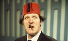 Tommy Cooper: king of the pun.
