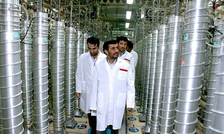 Mahmoud%20Ahmadinejad,%20Irans%20president,%20inspects%20gas%20centrifuges%20used%20to%20enrich%20uranium%20at%20Natanz