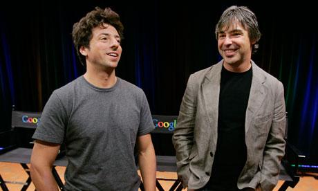 Larry Page Google s ki...