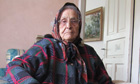 Rifka al-Kurd, who lost her home in 1948, says it's not worth giving up land even for peace