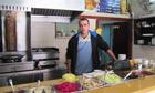 Israeli-Arab cafe owner Sami Majdalawi