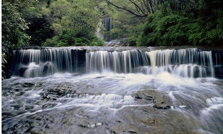 Wentworth falls australia