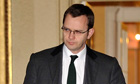 Andy Coulson Resigns