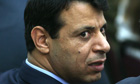 Former Fatah security chief Mohammed Dahlan