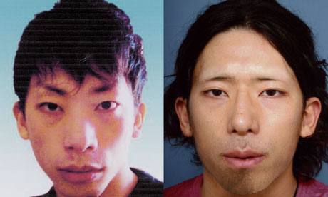 Tatsuya Ichihashi, who killed Lindsay Hawker in 2007 in Japan