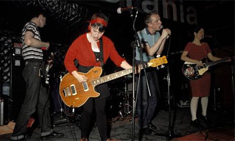 Huggy Bear Band Readers  reviews  Music  The