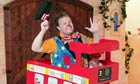 Justin Fletcher as Mr Tumble