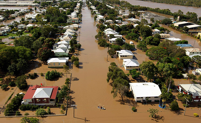 Australian Floods Queensland