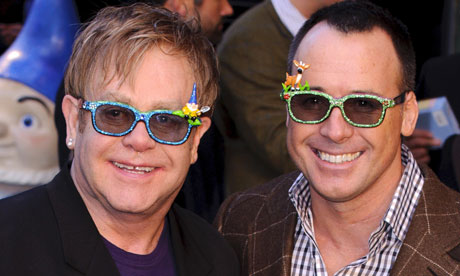 Elton John and David Furnish have adopted a baby boy.
