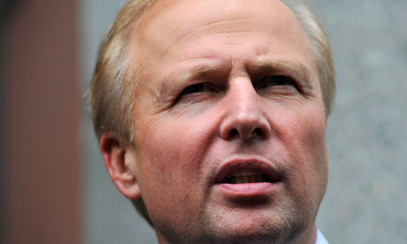BP Managing Director Bob Dudley
