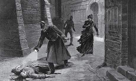 Jack the Ripper victim