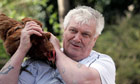 Peter Stoodley was given an asbo for keeping chickens
