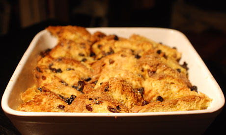Gary Rhodes' Bread And Butter Pudding Recipes — Dishmaps