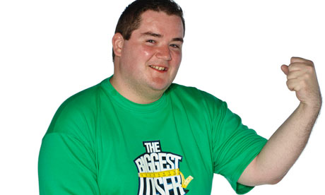 The Biggest Loser's Paddy