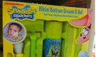 SpongeBob's Bikini Bottom Groom and Go.