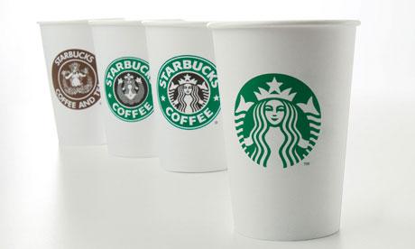 Starbucks latest logo