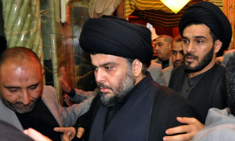 Moqtada al-Sadr returns to Iraq