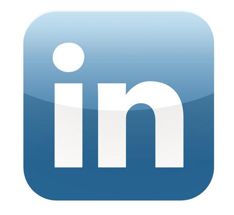 linkedin logo, linkedin, linked in