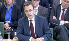 Andy Coulson appears before Commons committee