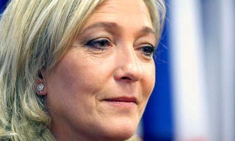 MARINE LE PEN praises Cameron stance on multiculturalism | World ...