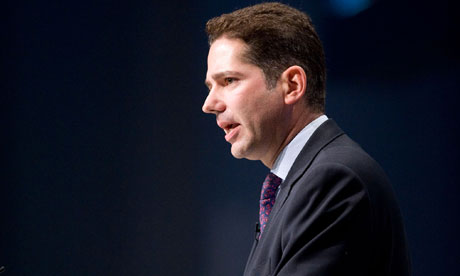 Jonathan Djanogly, the justice minister