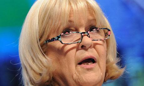 Cheryl Gillan, the Welsh secretary