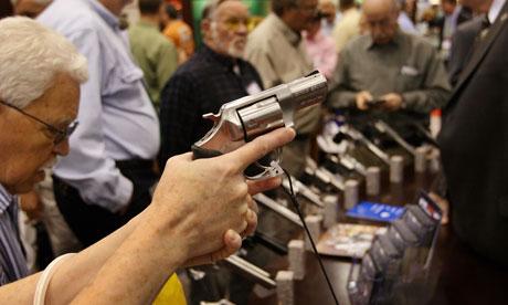 NRA gun show
