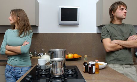 Shared kitchens: a food fight | Life and style | guardian.