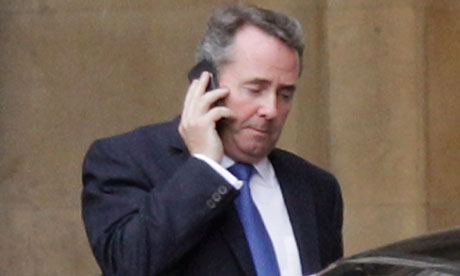 Downing Street has refused to reveal the precise terms of reference of the renewed Liam Fox