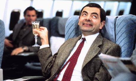 ... celebrate for Rowan Atkinson's Mr Bean. Photograph: Cine Text/Allstar