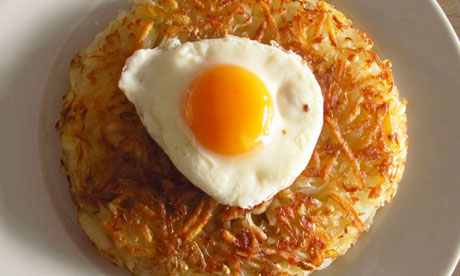 How to cook the perfect rösti