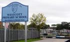 Westcott primary school 13/10/11