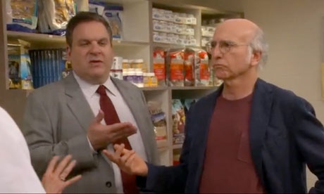 Curb your Enthusiasm – season eight, episode five