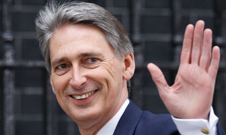 Philip Hammond, the new defence secretary