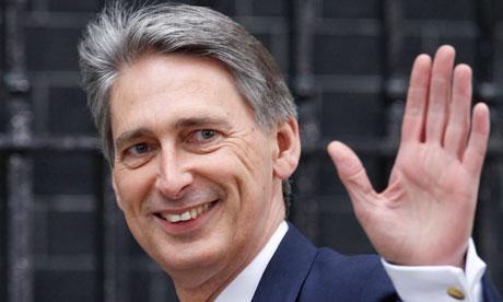 Philip Hammond, the new defence secretary