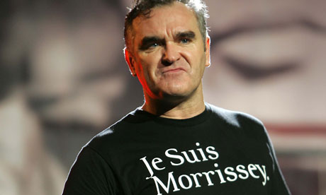 Morrissey takes 'racism' battle to court