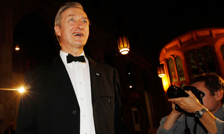 Booker prize 2011: Julian Barnes triumphs at last