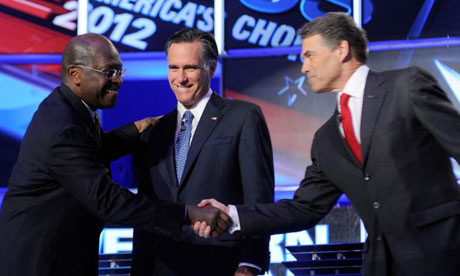 Republican Presidential Candidates Debate