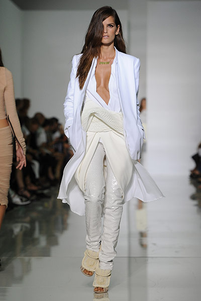 Kanye West Paris Fashion: Dw by Kanye West Spring/Summer 2012 at Paris Fashion Week