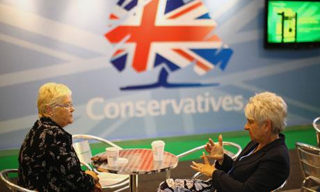 2 Conservative delegates