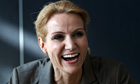 Leader of the Danish Social Democrats Helle Thorning-Schmidt