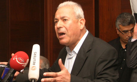 Burhan Ghalioun
